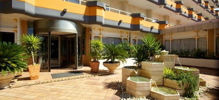 Hotel Apartamentos Seramar Sunna Park: Eingang MALLORCA - BALEARISCHEN INSELN