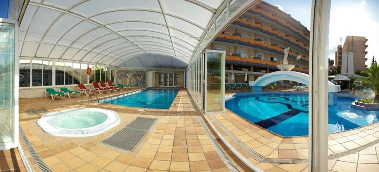Hotel Apartamentos Seramar Sunna Park: Innenschwimmbad MALLORCA - BALEARISCHEN INSELN