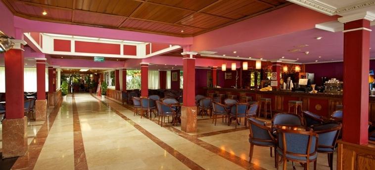Hotel Apartamentos Seramar Sunna Park: Lounge MALLORCA - BALEARISCHEN INSELN