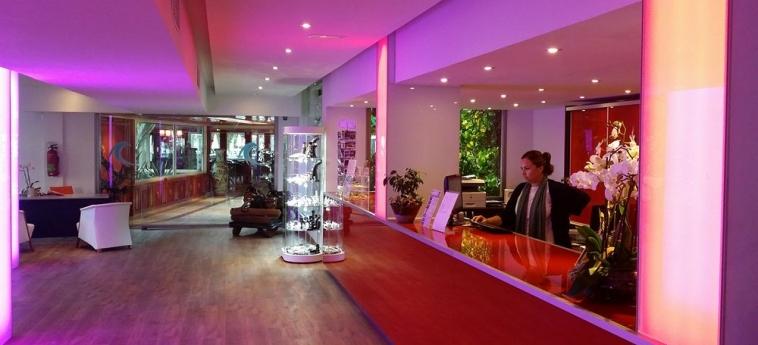 Hotel Apartamentos Seramar Sunna Park: Reception MALLORCA - BALEARISCHEN INSELN