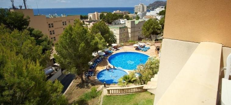 Hotel Apartamentos Seramar Sunna Park: Swimming Pool MALLORCA - BALEARISCHEN INSELN