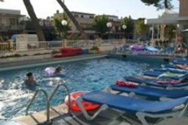 Hotel Africamar: Außenschwimmbad MALLORCA - BALEARISCHEN INSELN