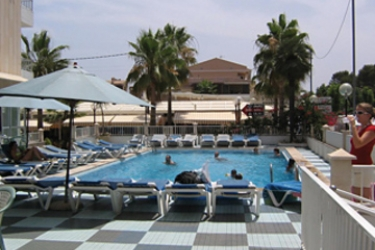 Hotel Africamar: Swimming Pool MALLORCA - BALEARISCHEN INSELN