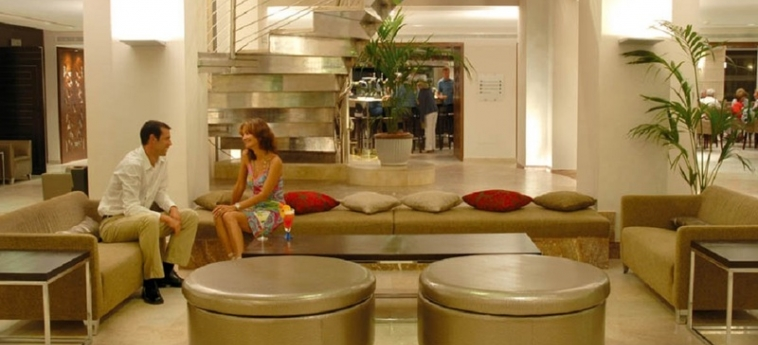 Hotel Beach Club Font De Sa Cala: Lobby MALLORCA - BALEARISCHEN INSELN