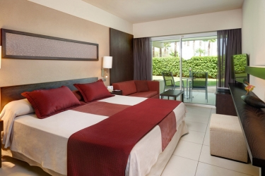 Hotel Hipotels Mediterraneo: Schlafzimmer MALLORCA - BALEARISCHEN INSELN