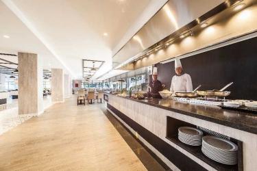 Hotel Marina Barracuda: Restaurant MALLORCA - BALEARISCHEN INSELN