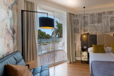 Hotel Marina Barracuda: Schlafzimmer MALLORCA - BALEARISCHEN INSELN
