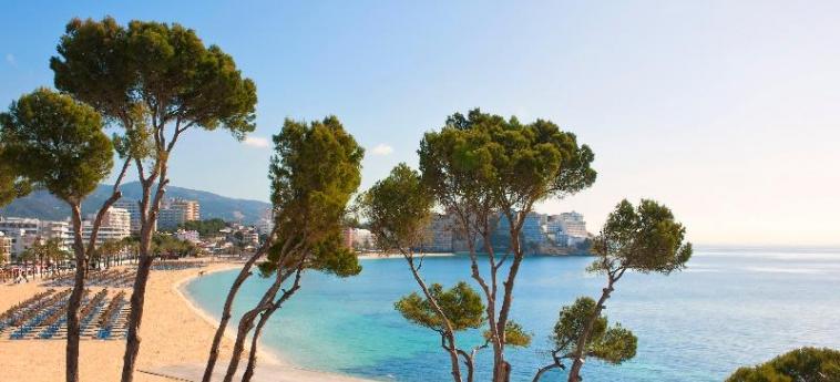 Hotel Melia Calvia Beach: Außen MALLORCA - BALEARISCHEN INSELN