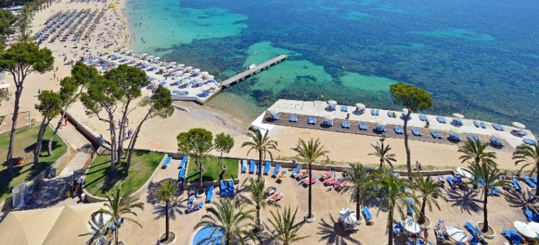 Hotel Melia Calvia Beach: Strand MALLORCA - BALEARISCHEN INSELN