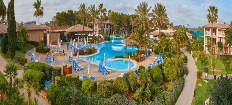 Hotel Blau Colonia Sant Jordi Resort & Spa: Exterior MALLORCA - ISLAS BALEARES