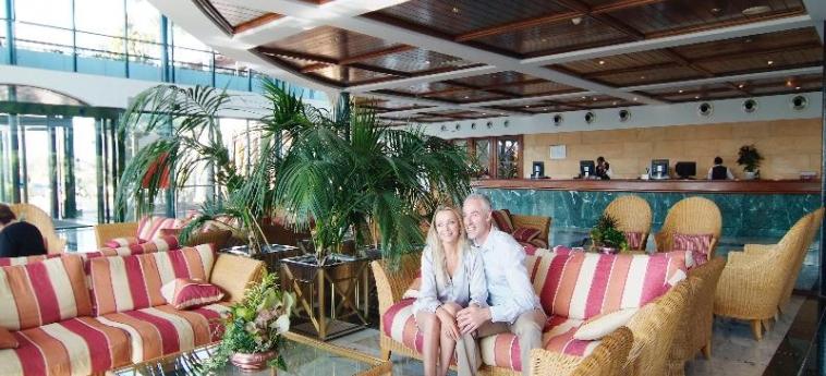 Hotel Blau Colonia Sant Jordi Resort & Spa: Lobby MALLORCA - ISLAS BALEARES