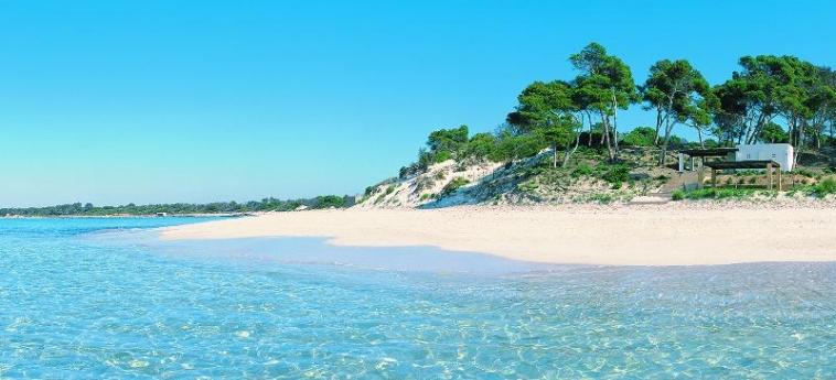 Hotel Blau Colonia Sant Jordi Resort & Spa: Playa MALLORCA - ISLAS BALEARES