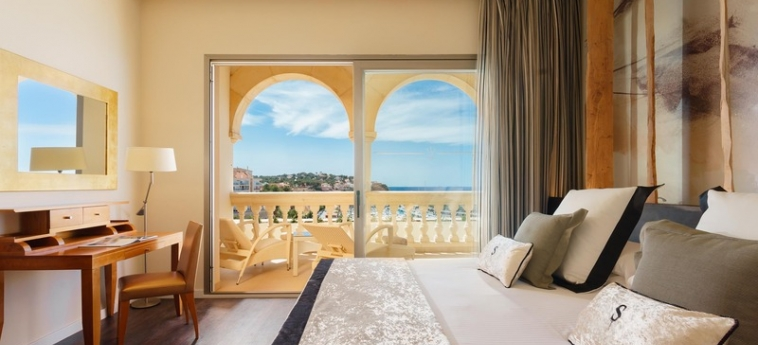 Port Adriano Marina, Golf & Spa Hotel: Habitación MALLORCA - ISLAS BALEARES