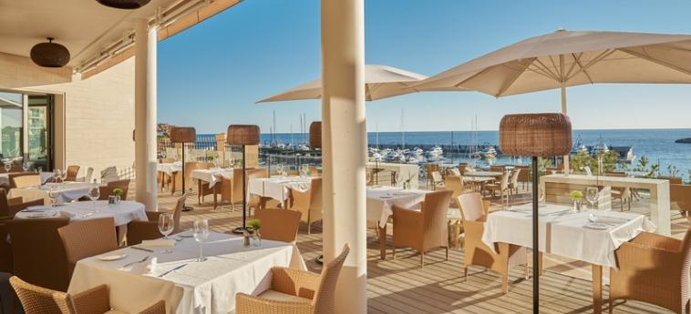 Port Adriano Marina, Golf & Spa Hotel: Terraza MALLORCA - ISLAS BALEARES