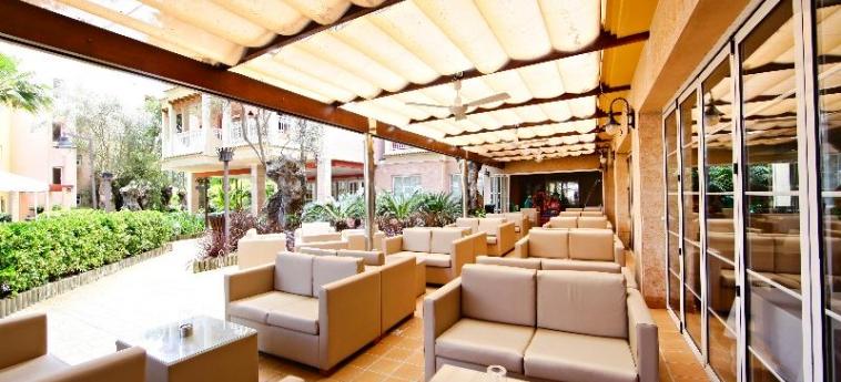 Hotel Zafiro Bahia: Bar MALLORCA - ISLAS BALEARES