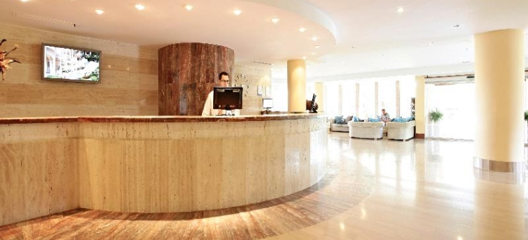 Hotel Zafiro Bahia: Lobby MALLORCA - ISLAS BALEARES