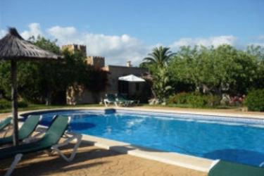 Hotel Agroturismo Son Marimón: Swimming Pool MALLORCA - ISLAS BALEARES