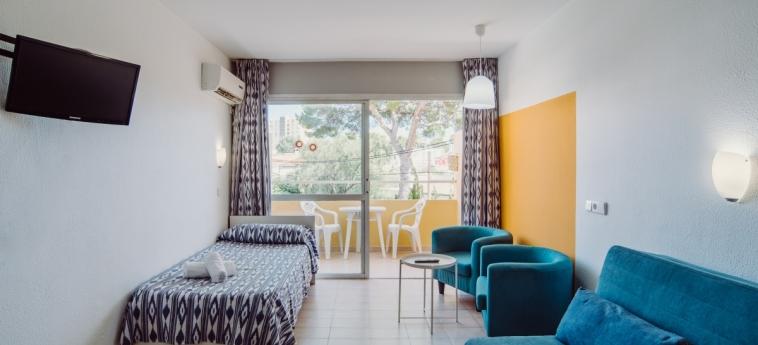 Alper Apartments Mallorca: Habitaciòn Gemela MALLORCA - ISLAS BALEARES