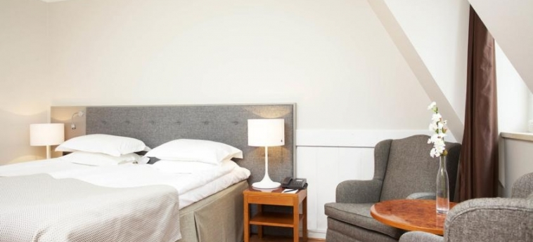 Elite Hotel Residens: Camera Matrimoniale/Doppia MALMÖ