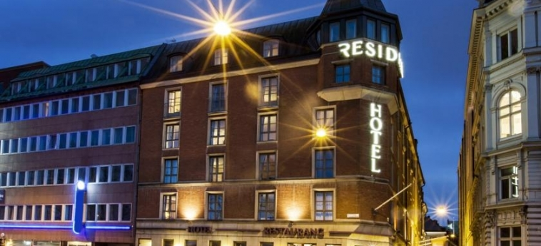 Elite Hotel Residens: Extérieur MALMÖ