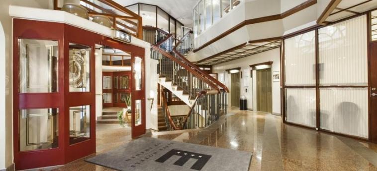 Elite Hotel Residens: Intérieur MALMÖ