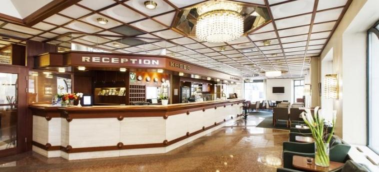 Elite Hotel Residens: Reception MALMÖ