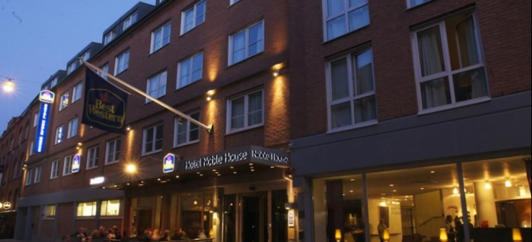 Best Western Plus Hotel Noble House: Exterior MALMÖ