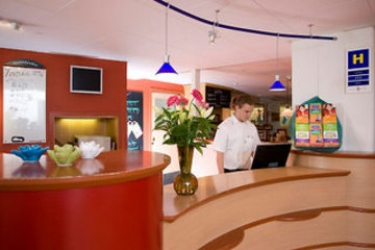 Hotel Ibis: Lobby MALMÖ