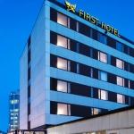 FIRST HOTEL JORGEN KOCK 3 Sterne