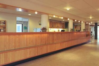 Hotel Scandic Segevang: Lobby MALMÖ
