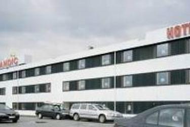 Hotel Scandic Segevang: Außen MALMÖ