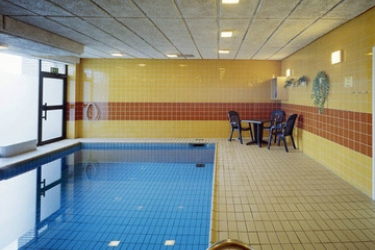 Hotel Scandic Segevang: Indoor Swimmingpool MALMÖ