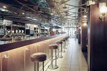 Hotel Scandic S:t Jorgen: Bar MALMÖ