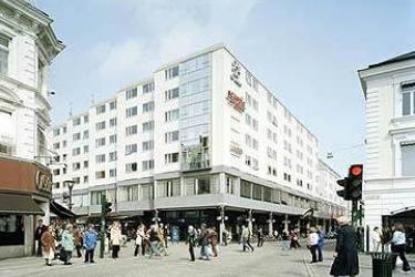 Hotel Scandic S:t Jorgen: Esterno MALMÖ