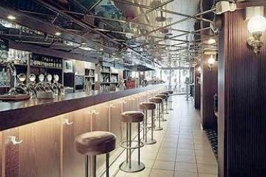 Hotel Scandic S:t Jorgen: Lounge Bar MALMÖ