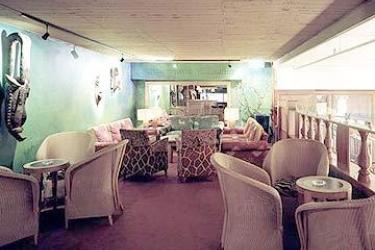 Hotel Scandic S:t Jorgen: Lounge MALMÖ