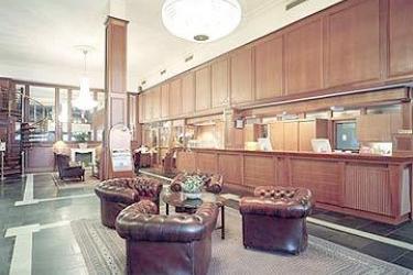 Hotel Scandic S:t Jorgen: Reception MALMÖ