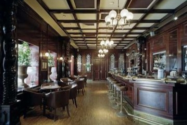 Hotel Scandic Kramer: Lounge Bar MALMÖ