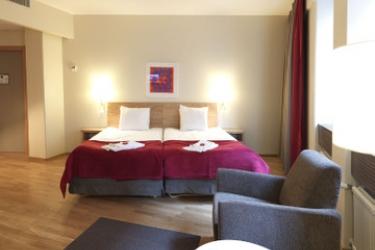 Hotel Scandic Malmo City: Chambre MALMÖ