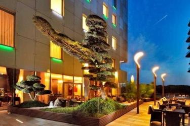 Hotel Scandic Malmo City: Exterieur MALMÖ