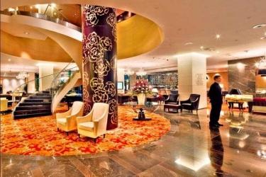 Hotel Scandic Malmo City: Lobby MALMÖ