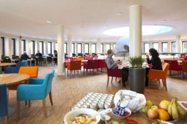 Hotel Scandic Malmo City: Salle de Petit Déjeuner MALMÖ