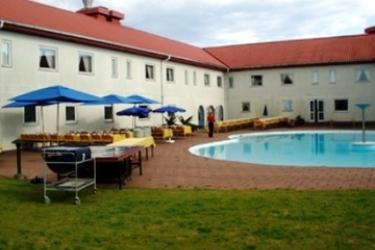 Hotel Best Western Sturup Airport: Außenschwimmbad MALMÖ