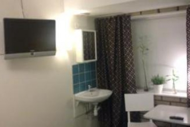 Hotel Living Room: Bathroom MALMÖ