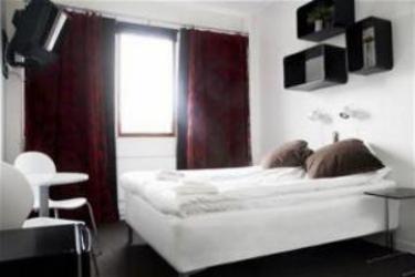 Hotel Living Room: Bedroom MALMÖ