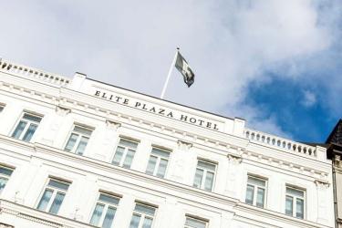 Elite Plaza Hotel Malmo: Esterno MALMÖ