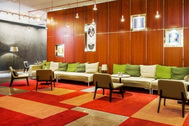Elite Plaza Hotel Malmo: Lobby MALMÖ
