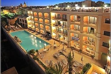 Grand Hotel Gozo: Esterno MALTA