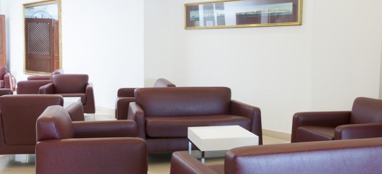 Hotel Sliema: Lobby MALTA