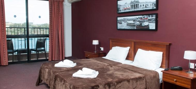 Hotel Sliema: Room - Double MALTA